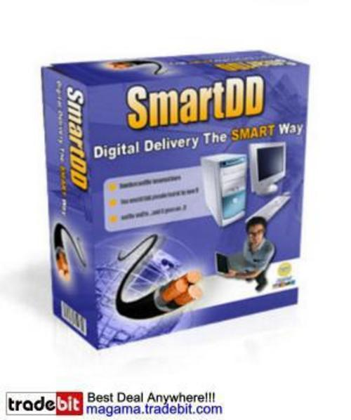 Product picture Smart Dd Digital Delivery Website