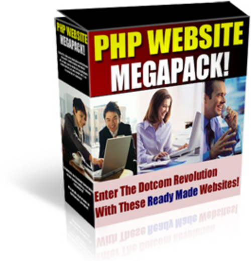 Product picture Php scripts come with Full Re-Sell Rights