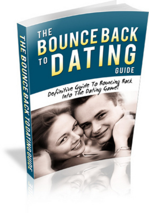 Product picture The Bounce Back To Dating Guide with Resale Rights