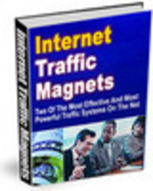 Product picture Internet Traffic Magnets