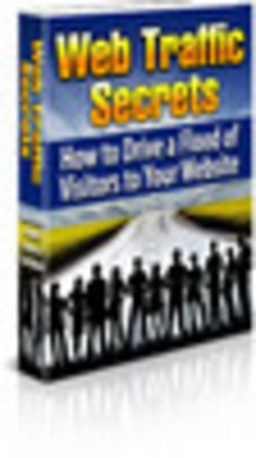Product picture Web Traffic Secrets 25 Free Reports Bargain Hunter Warehouse